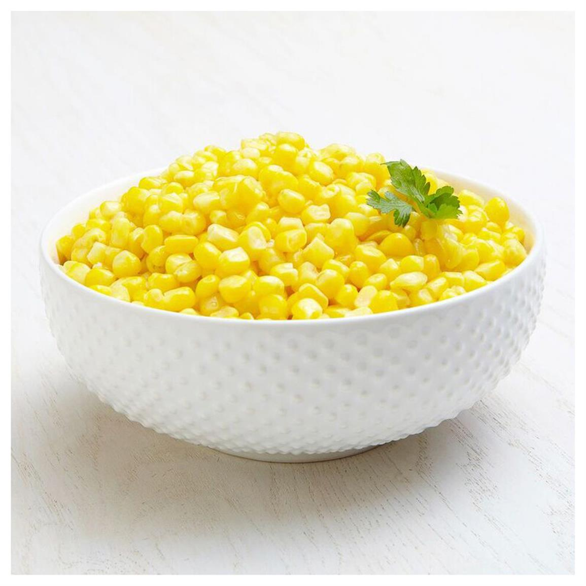 1 can Freeze Dried Sweet Corn (23 servings per can)