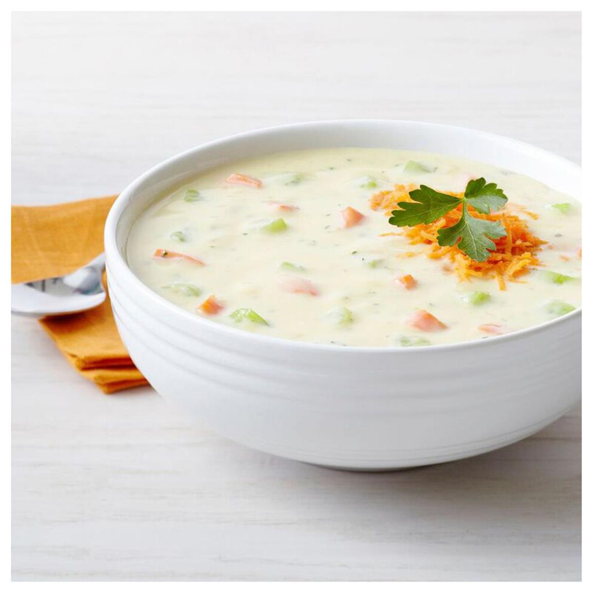 1 can Cream of Chicken Soup (32 servings)