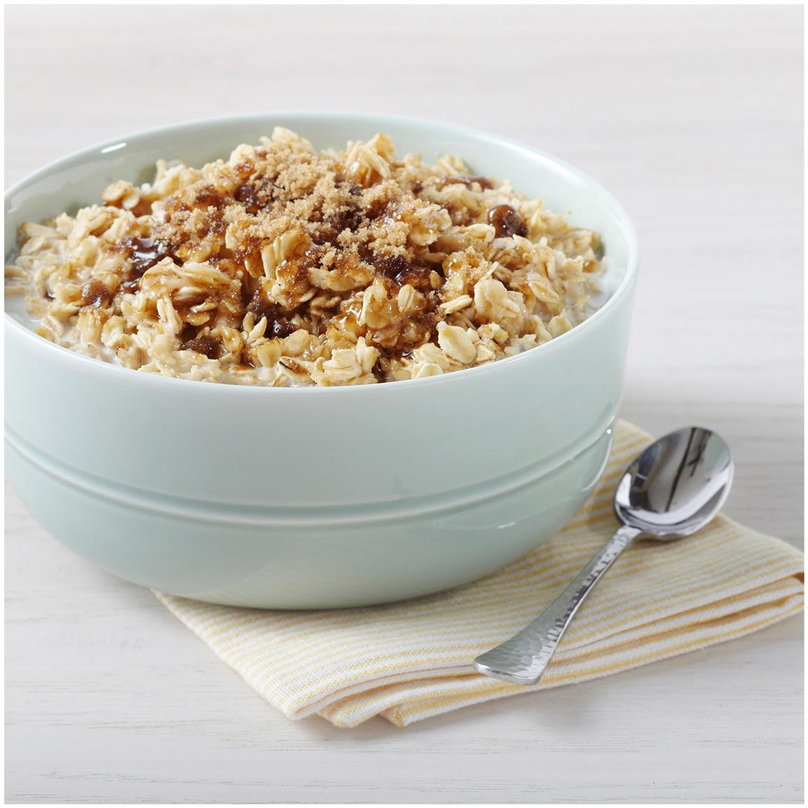 1 pouch Maple Brown Sugar Oatmeal (10 servings)