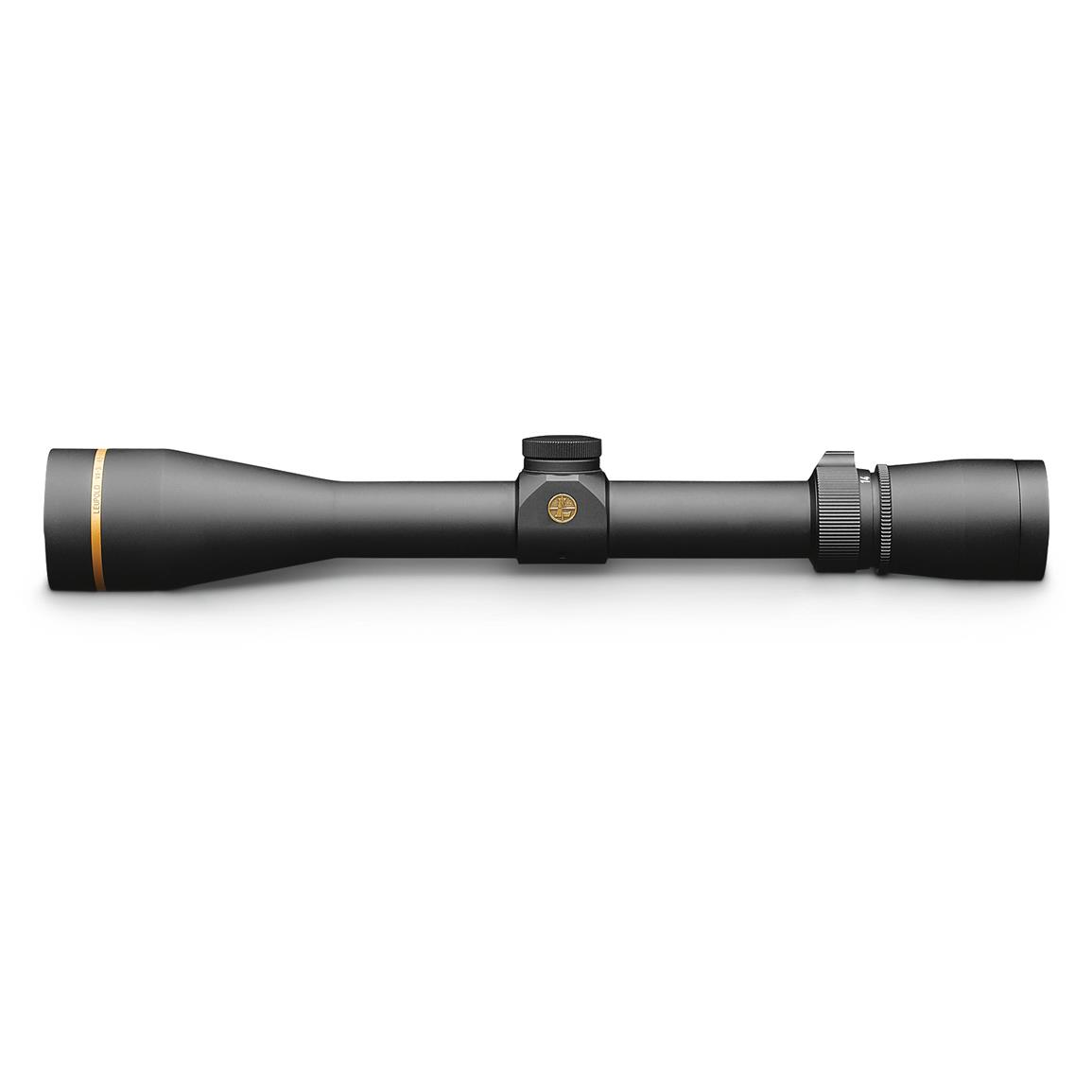 "Leupold VX-3i 4.5-14x40mm Rifle Scope, 1"" Tube, Duplex Reticle"