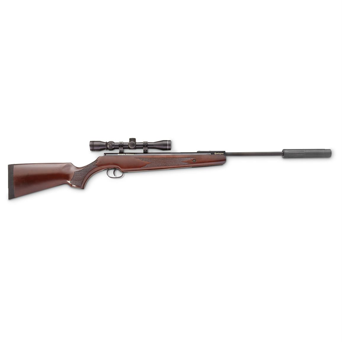 Remington Express XP Air Rifle with 3-9x32mm Scope, .177 caliber, Break Barrel, 1 Round