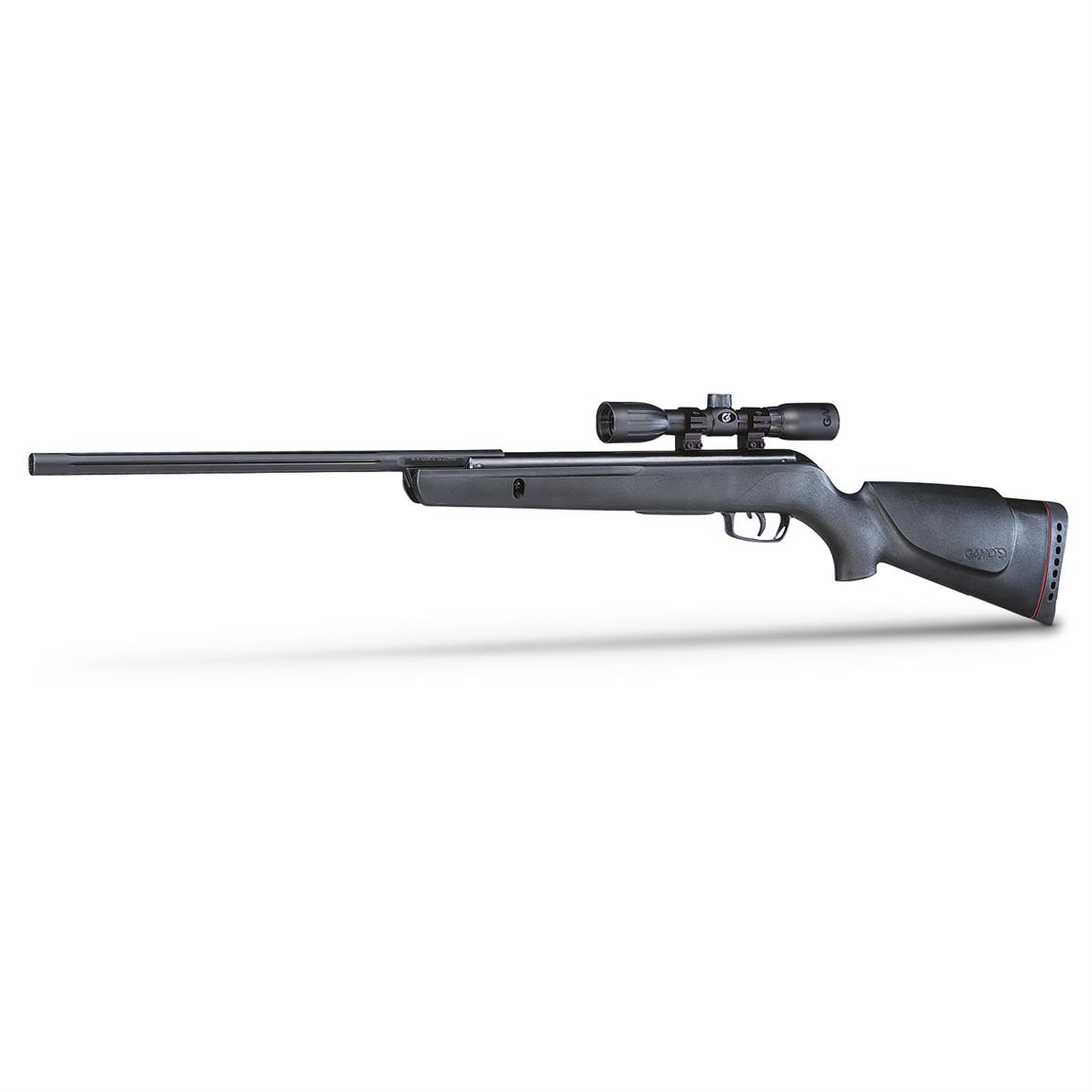 "Gamo Varmint IGT Break Barrel Air Rifle, .177 Caliber, 17.8"" Barrel, 4x32mm Scope"