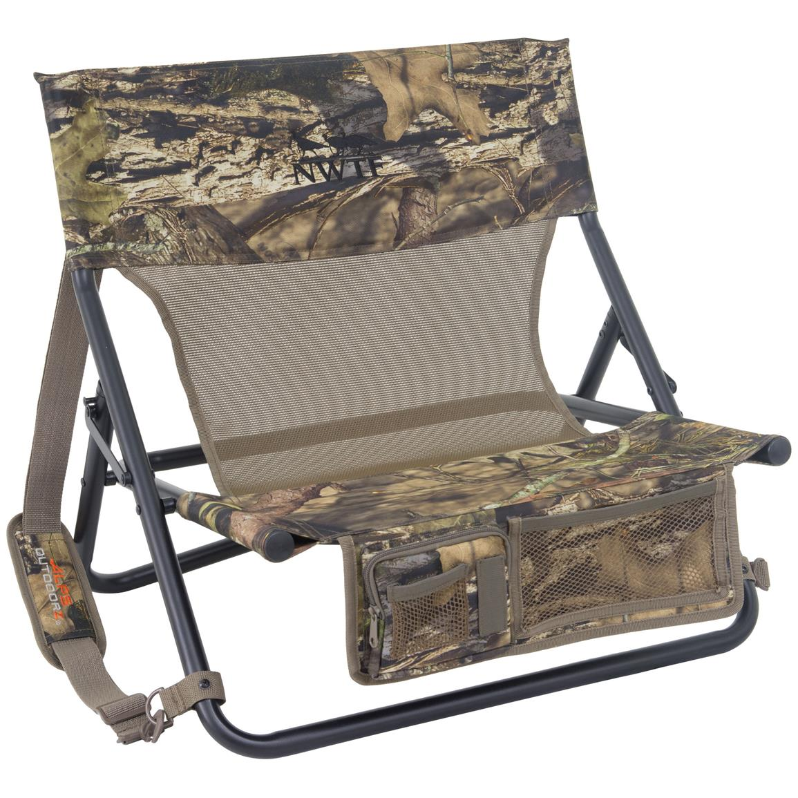 Alps OutdoorZ Turkey Chair MC, Realtree Xtra