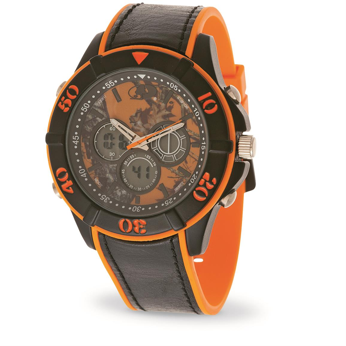 Mossy Oak All-Terrain Men's Field Watch