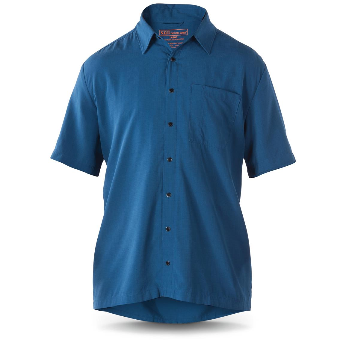 5.11 Select Covert CCW Shirt, Valiant
