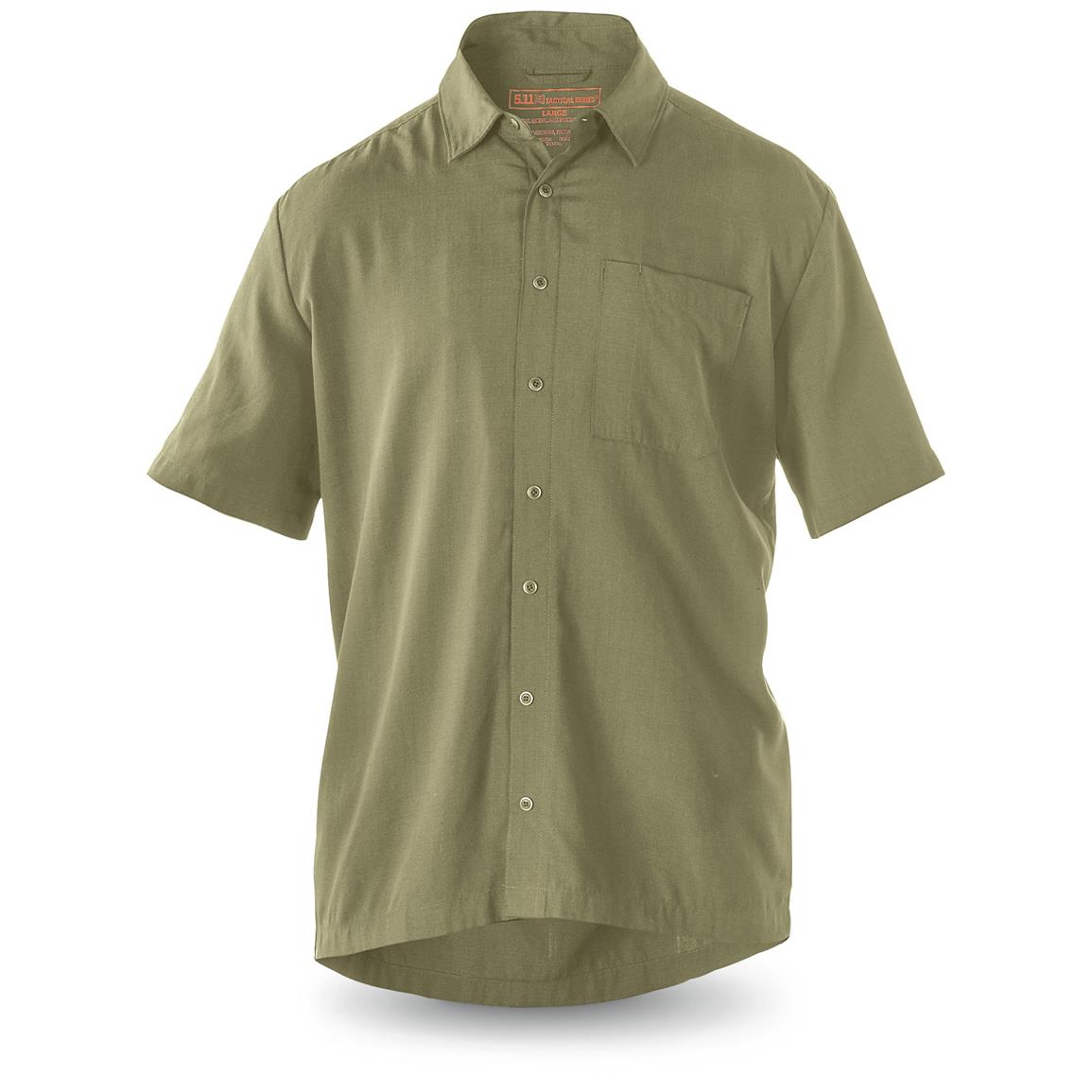 5.11 Select Covert CCW Shirt Fatigue