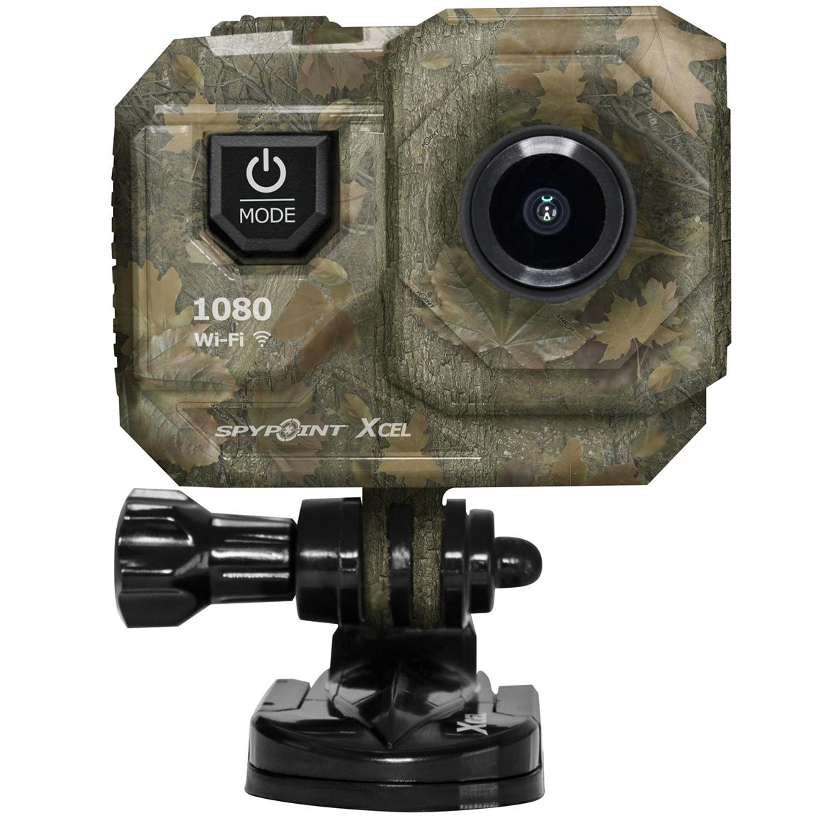 Spypoint XCEL 1080 HD Hunting Action Camera, 12 MP
