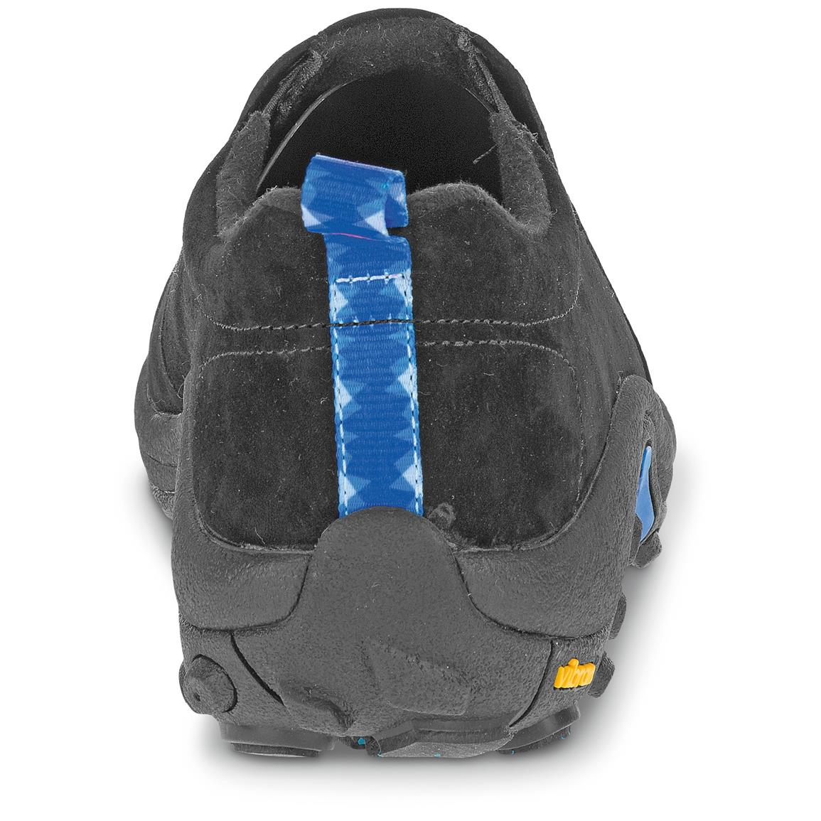 Merrell® Air Cushion in the heel for shock-absorbing comfort