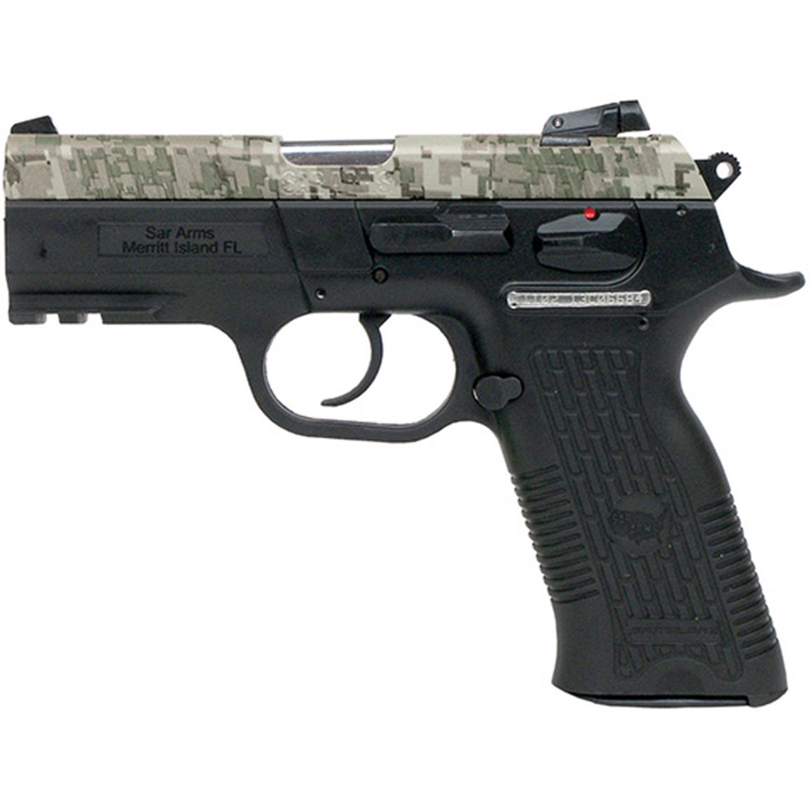 EAA SAR K2P9, Semi-Automatic, 9mm, 3.8
