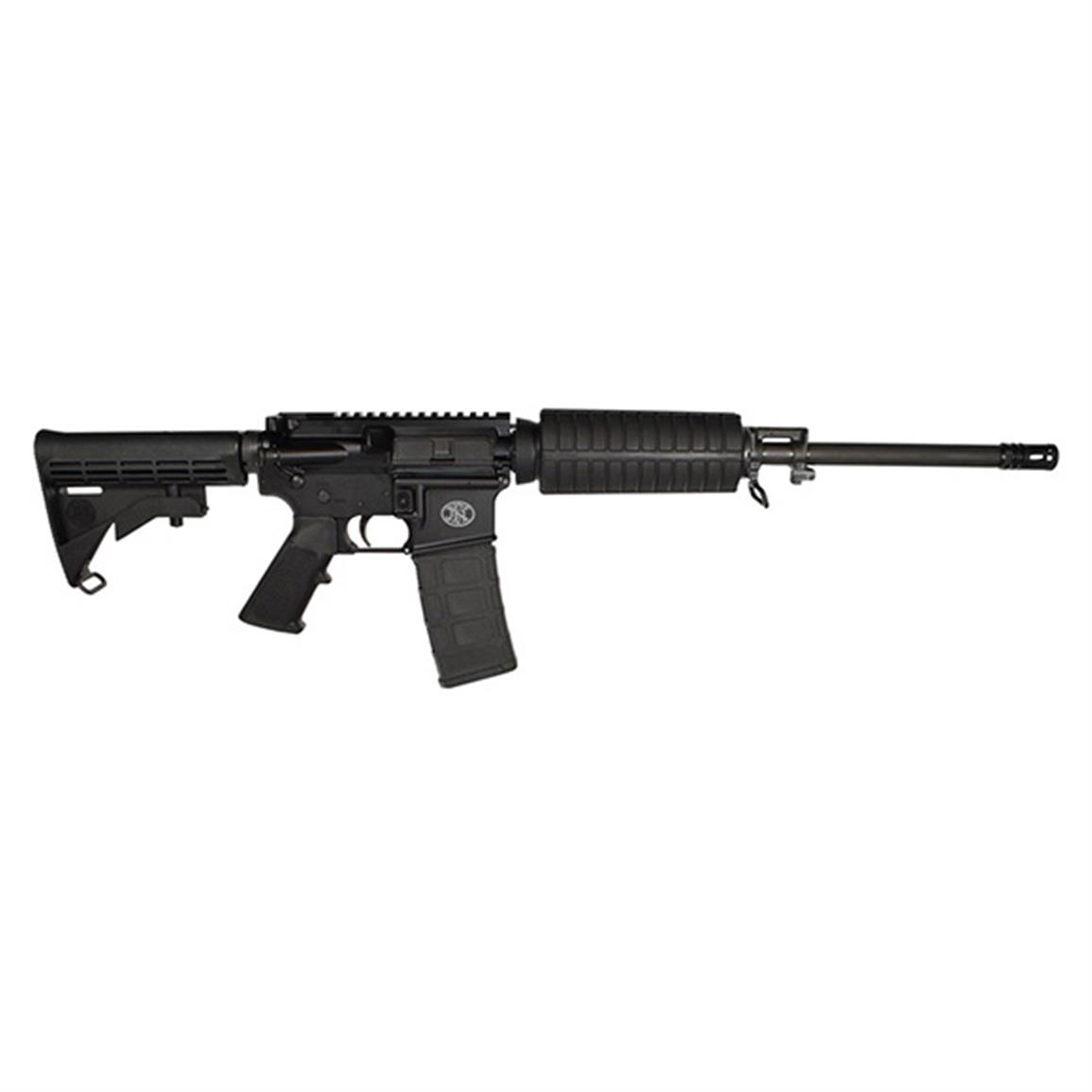 "FNH FN15 1776, Semi-Automatic, 5.56x45mm, 16"" Barrel, 30 Rounds"