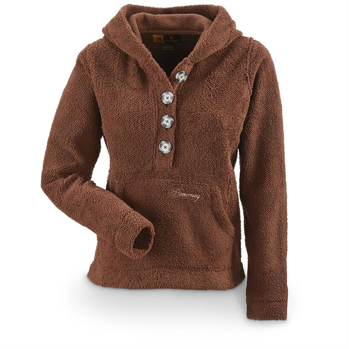 Browning Women's Sage Pullover, Hickory