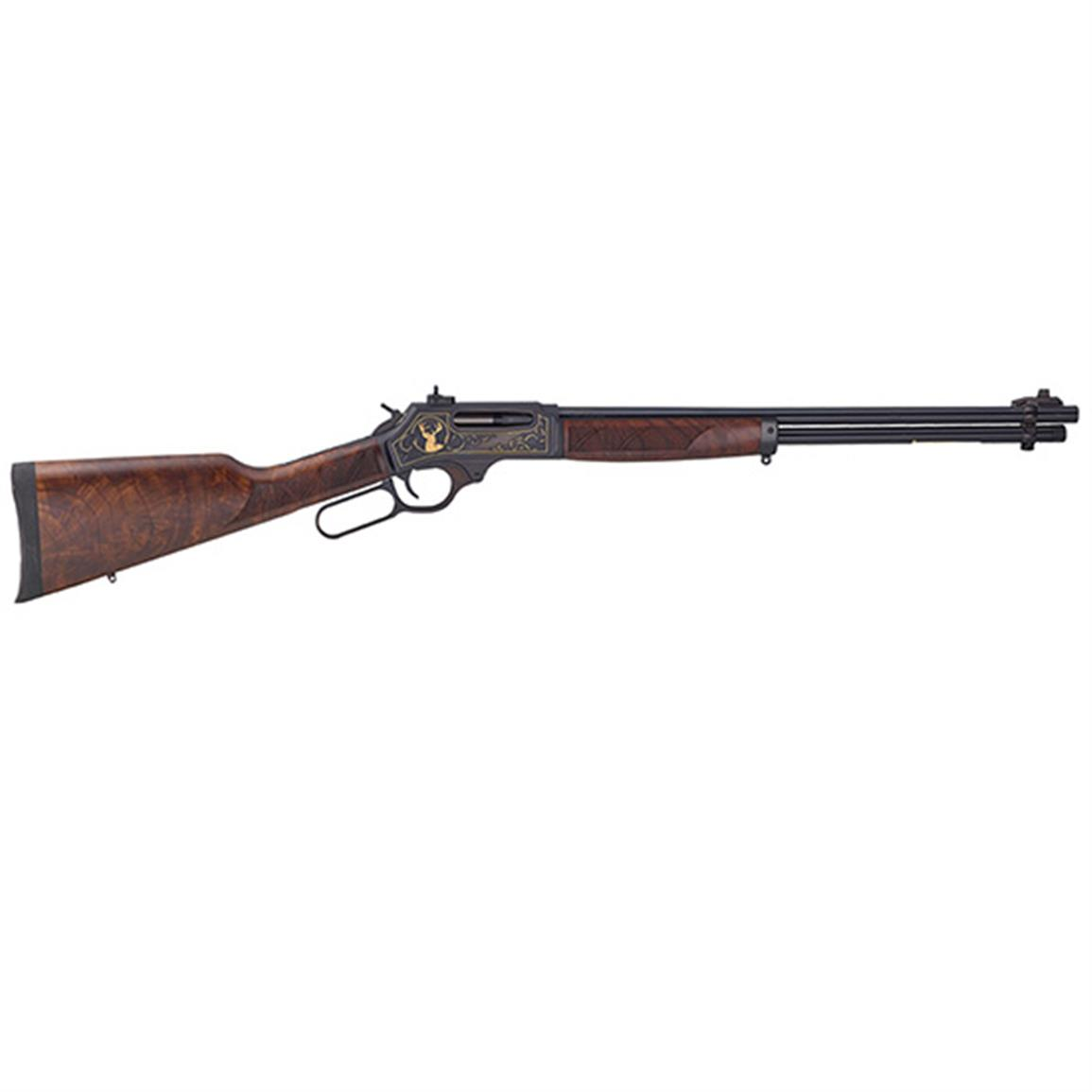 "Henry 30-30 Steel Wildlife Edition, Lever Action, .30-30 Winchester, 20"" Barrel, 5 Rounds"