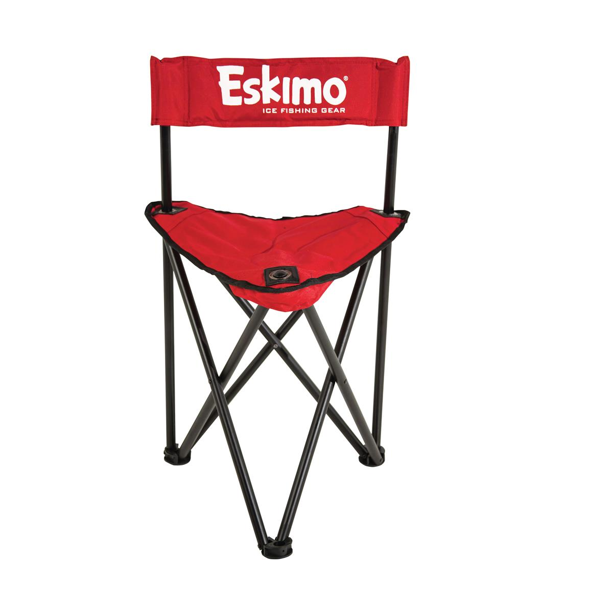 Includes folding Ice Chair