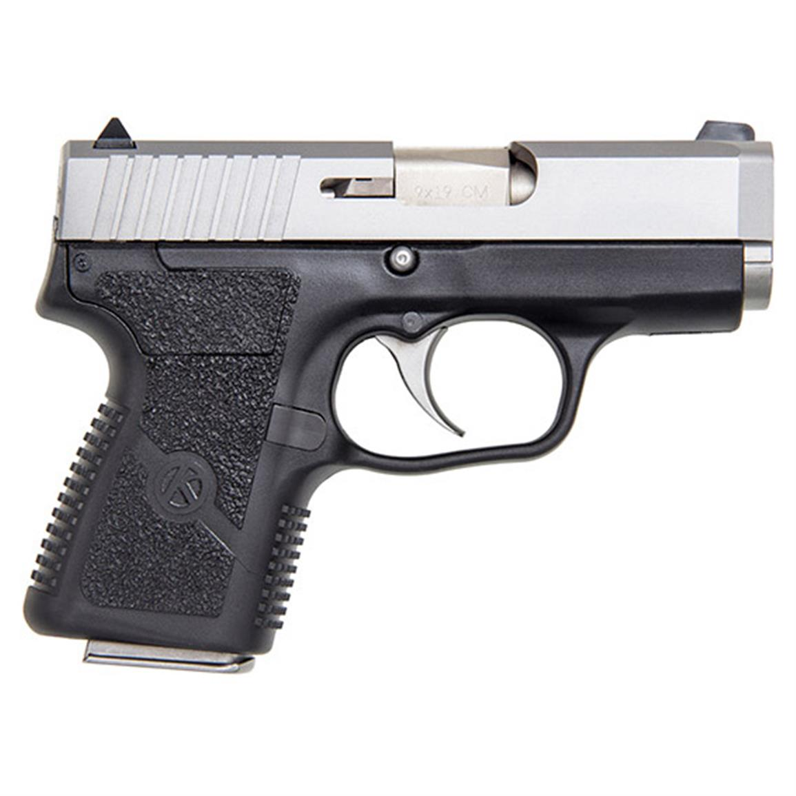 "Kahr CM9, Semi-Automatic, 9mm, Front Night Sights, 3"" Barrel, 6 1 Rounds"