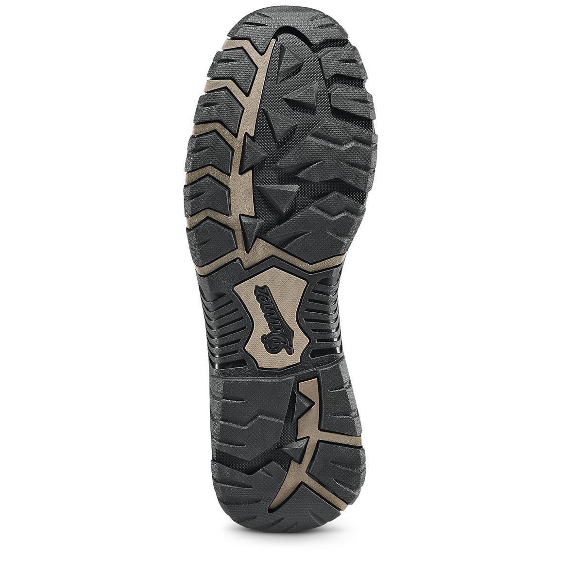 Danner Alpine Ascender outsole with multi-directional lugs for all types of terrain