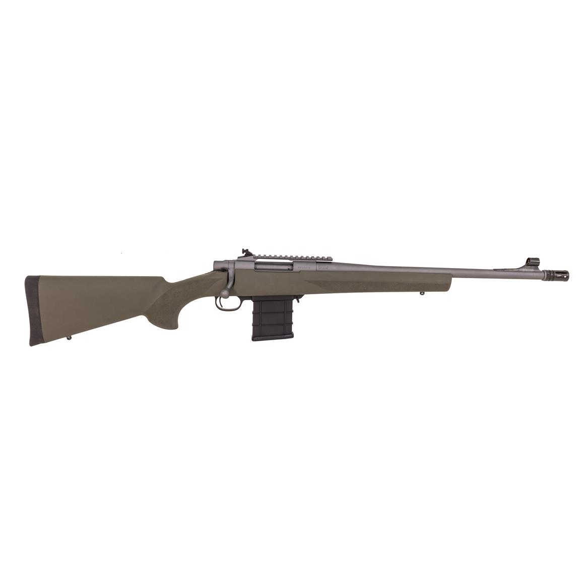 "LSI Howa Scout, Bolt Action, .308 Winchester, Centerfire, 18.5"" Barrel, 5 Rounds"