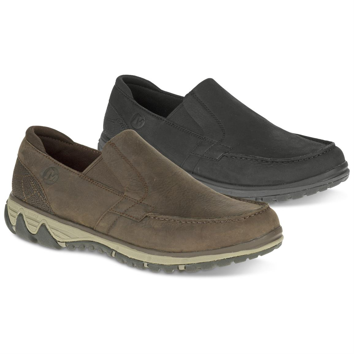 Merrell Men's All Out Blazer Moc Slip-on Shoes