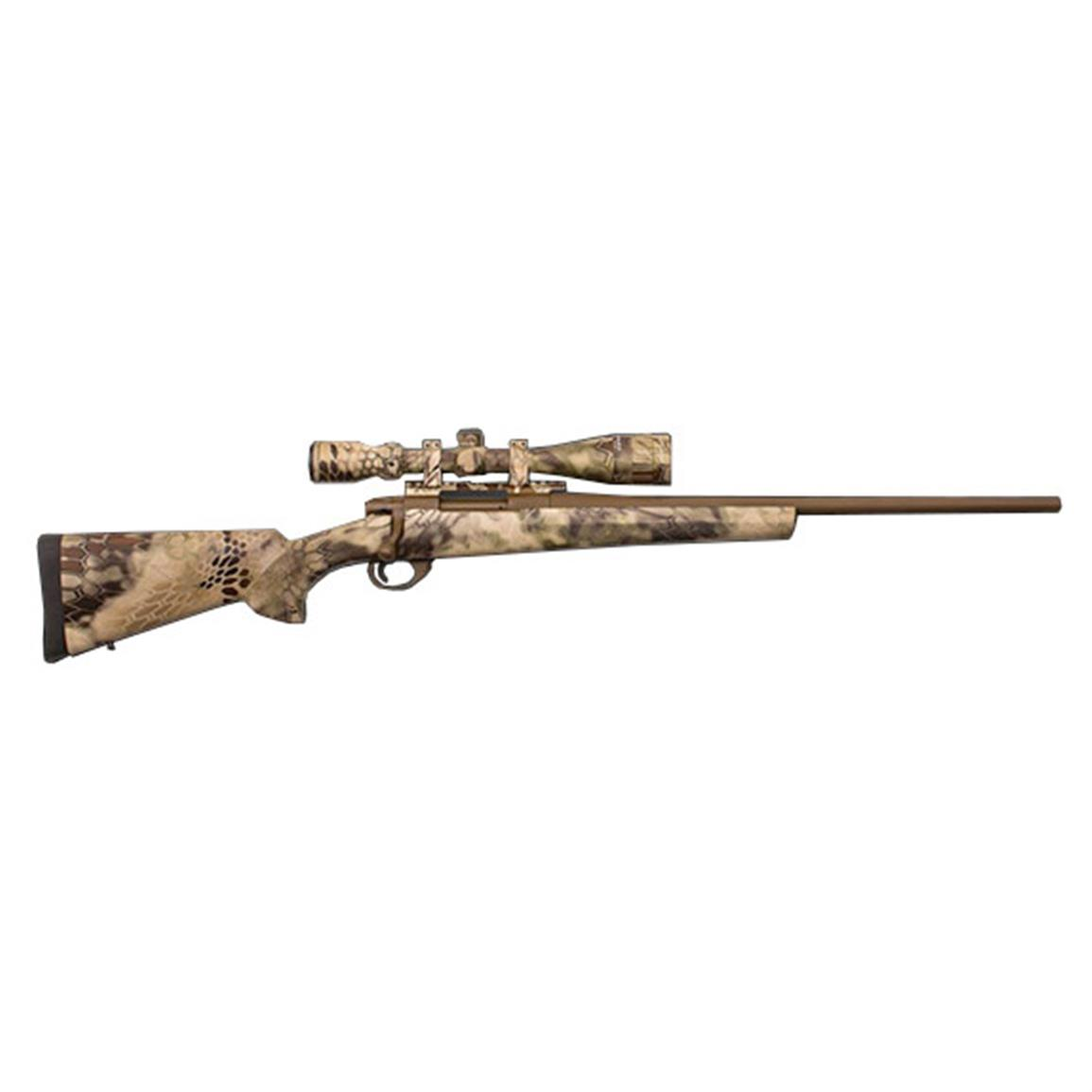 "LSI Howa Kryptex Highlander, .308 Winchester, 4-16x44mm Scope, 22"" Barrel, 4+1 Rounds"