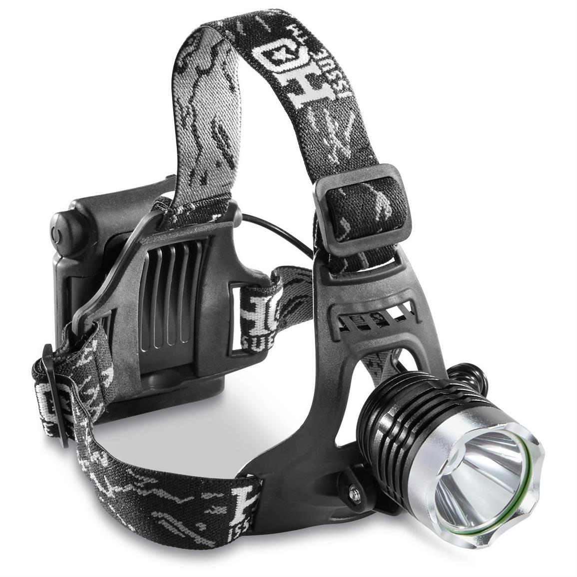 HQ Issue High Power CREE Headlamp, 500 Lumen