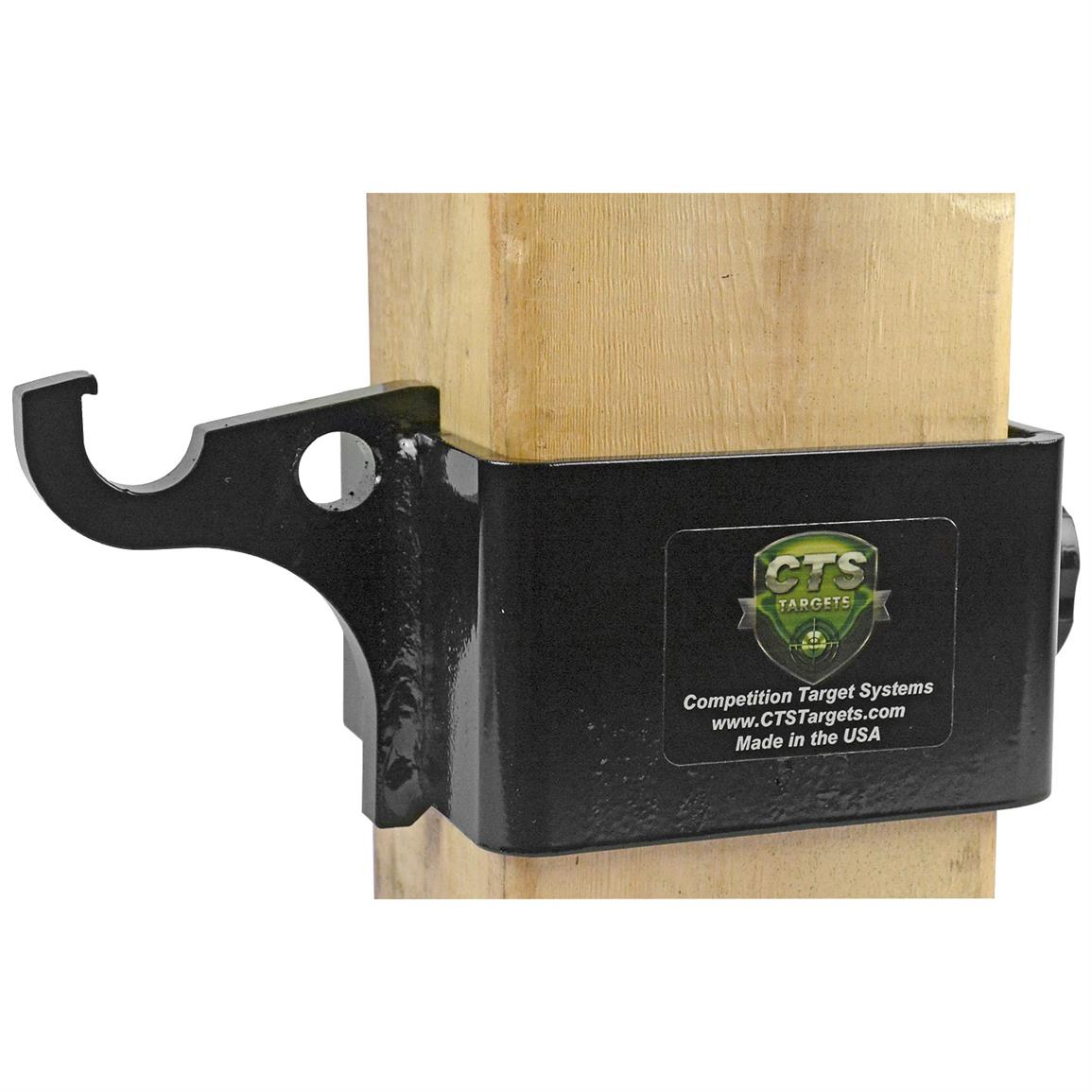 Slide-down 4\  x 4\  Steel Plate Hanger  sc 1 st  Sportsman\u0027s Guide & Slide-down 4\