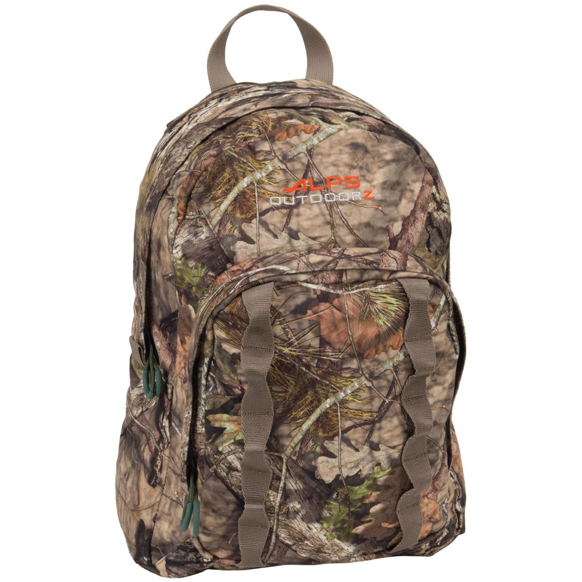 ALPS OutdoorZ Ranger Backpack, Mossy Oak Break-Up Country