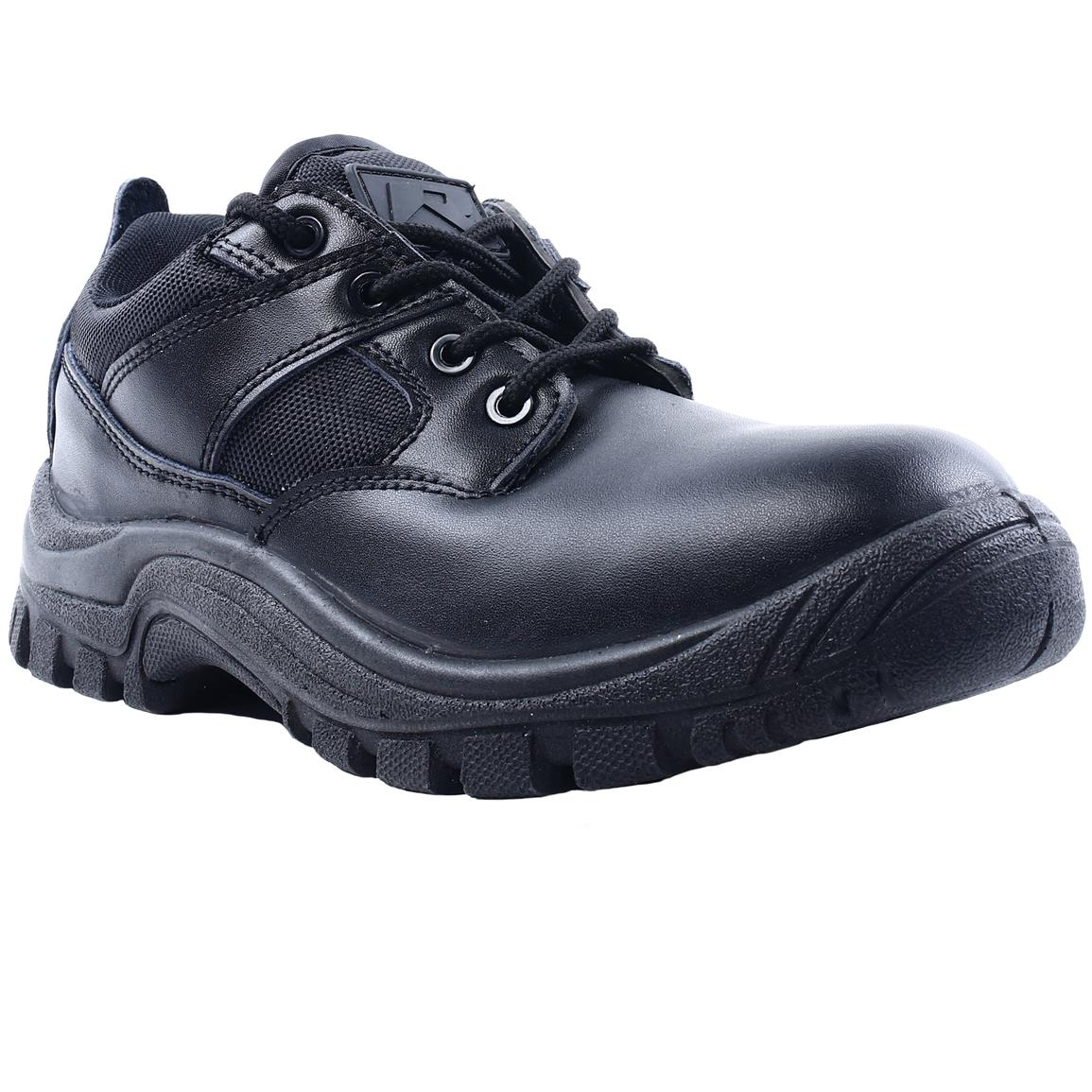 Ridge Outdoors Nighthawk Men's Oxford Shoes, Black