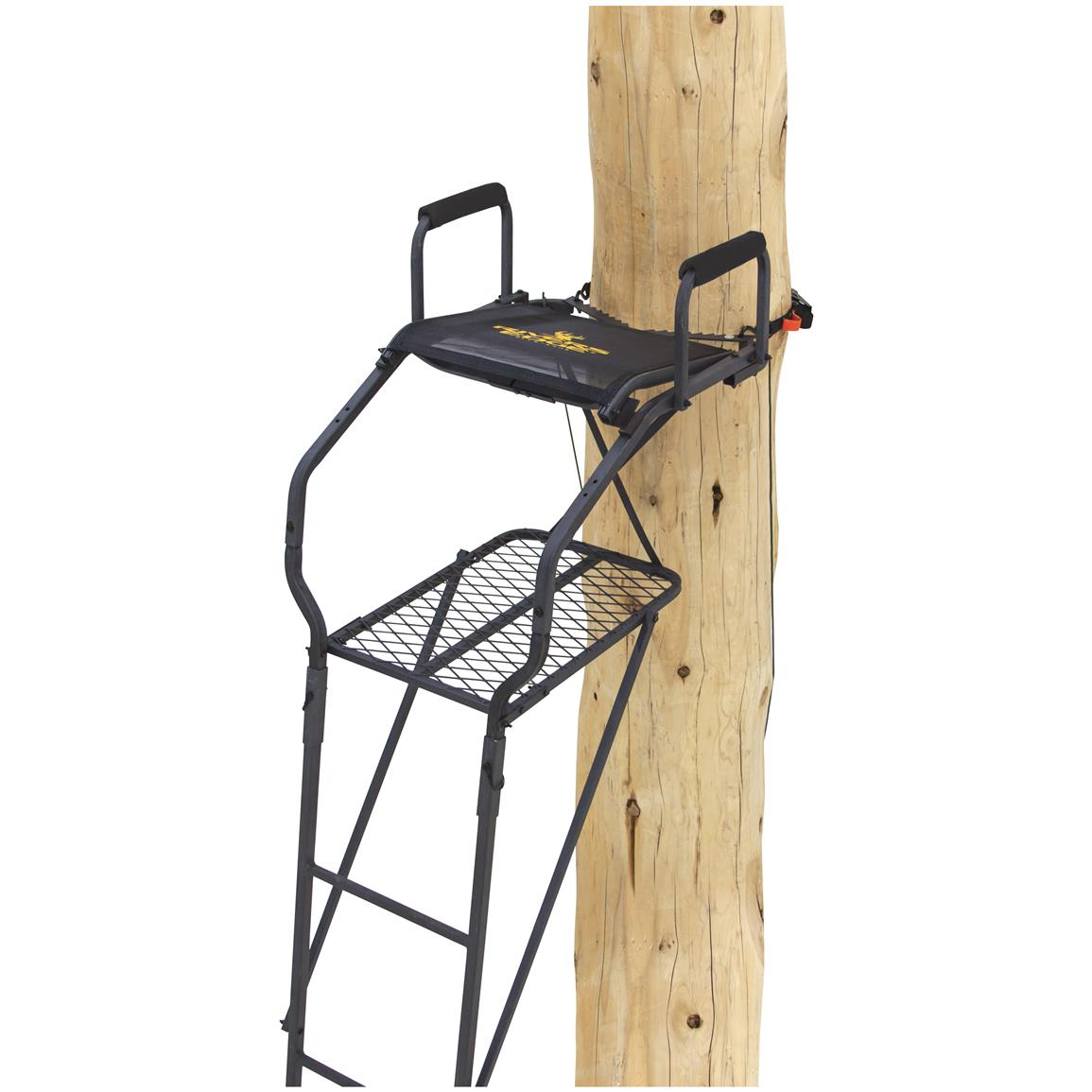 Rivers Edge Bowman Ladder Tree Stand