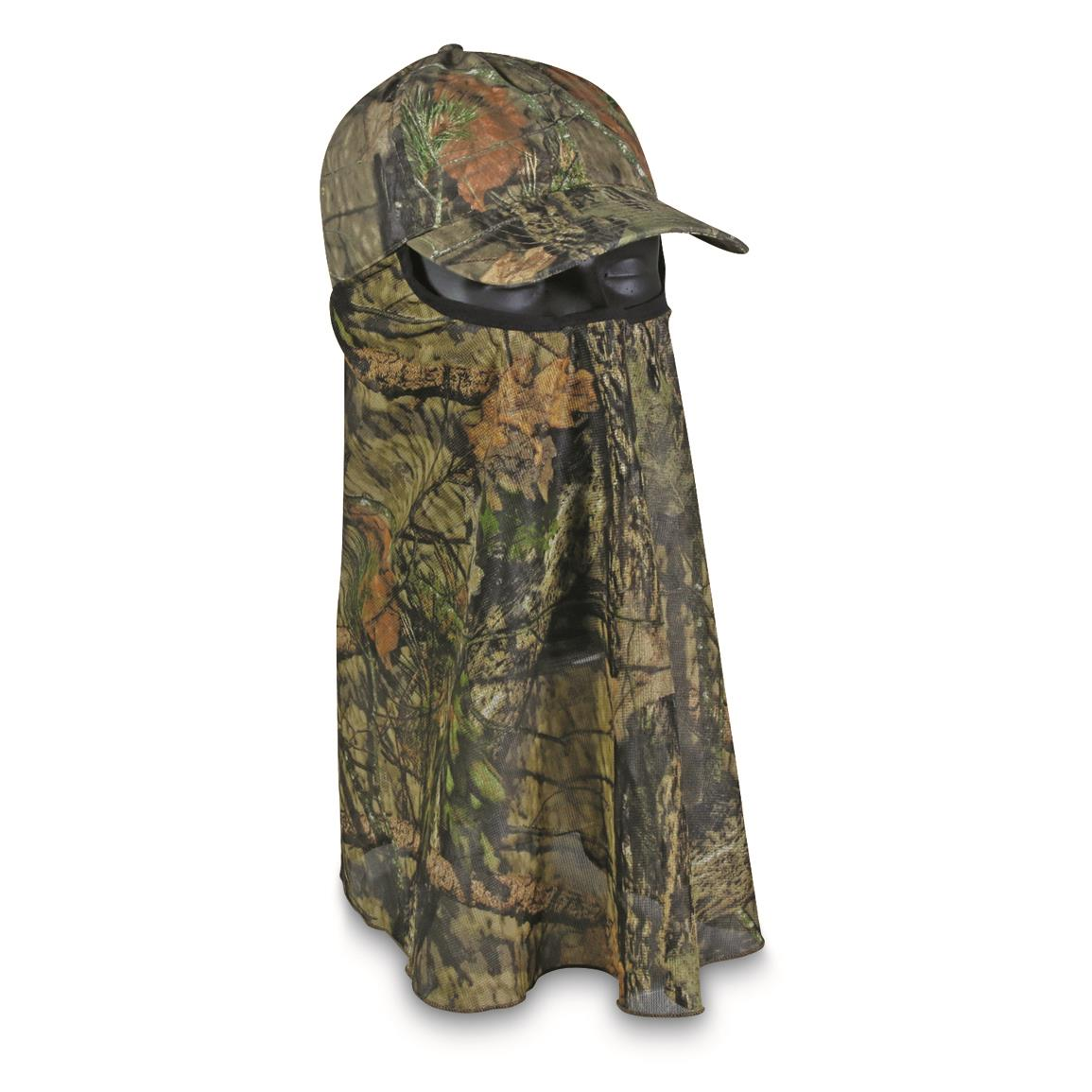 Outdoor Cap with Bug Net, Mossy Oak Break-Up® COUNTRY™