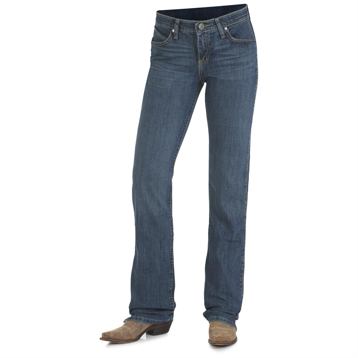 Wrangler Women's Ultimate Riding Jeans, TR Wash
