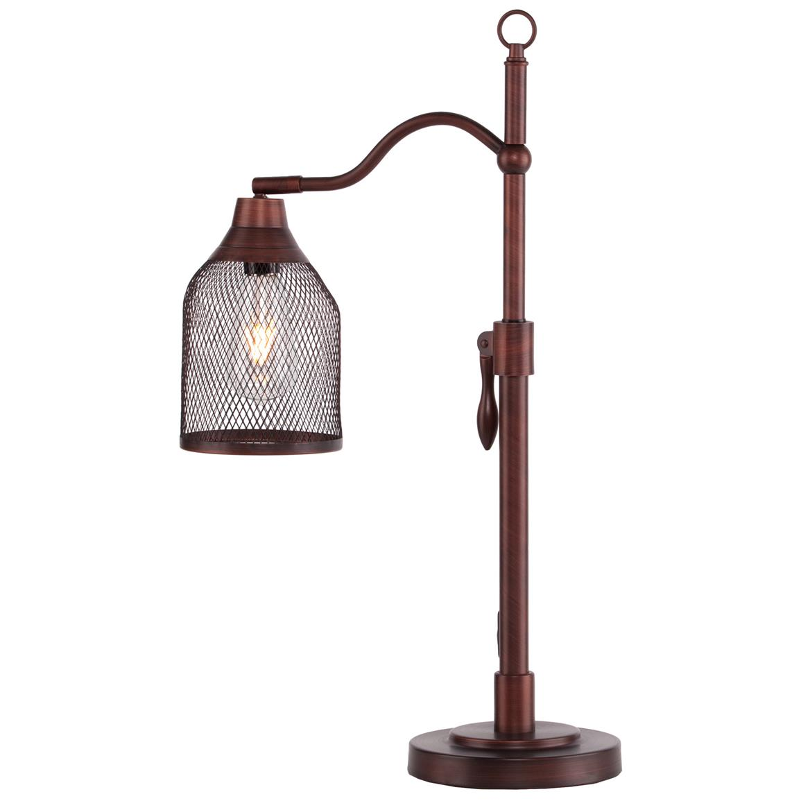 Rigby Table Lamp, Edison Bulb