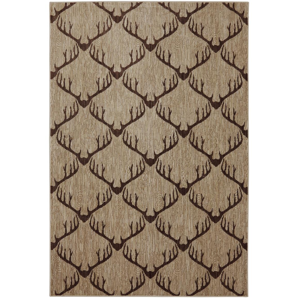 Laredo Light Camel Rug