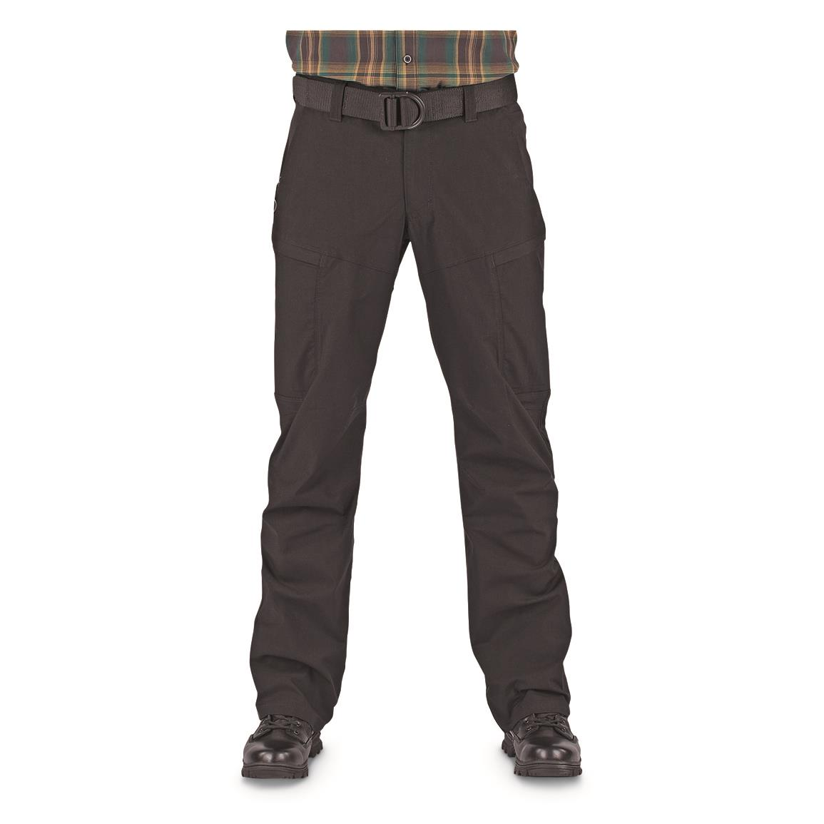5.11 Tactical Men's Apex Pants, Black