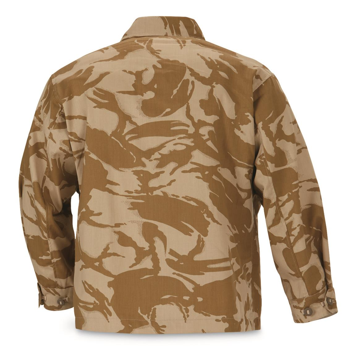 Genuine British BDU shirt