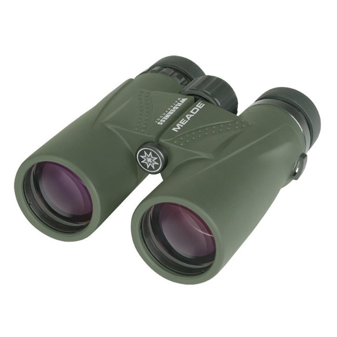 Meade 8x42mm Wilderness Binoculars
