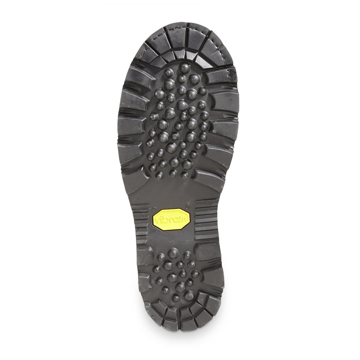 Vibram® Little Horn outsole for top traction