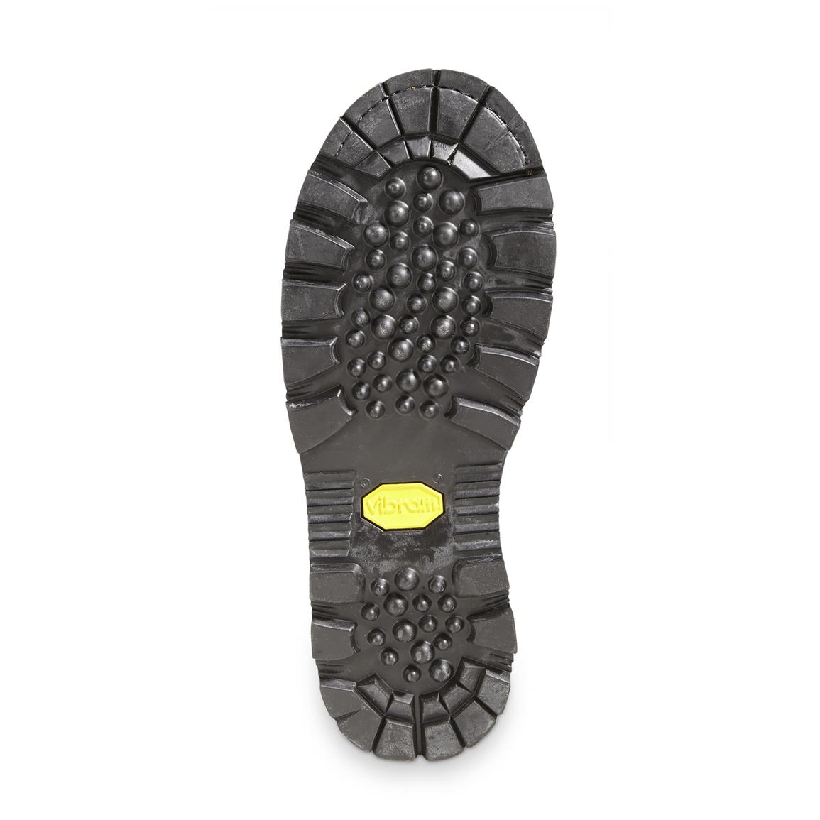 Vibram Little Horn outsole for top traction