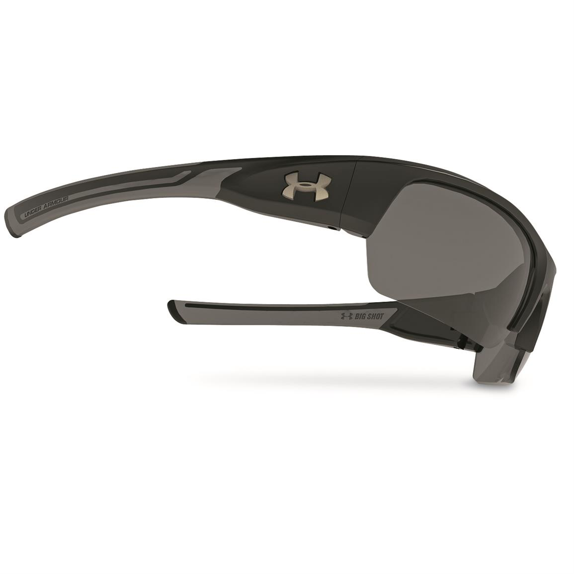 763fc7eb28983 ArmourFusion frame is made from titanium and Grilamid for lightweight  durability