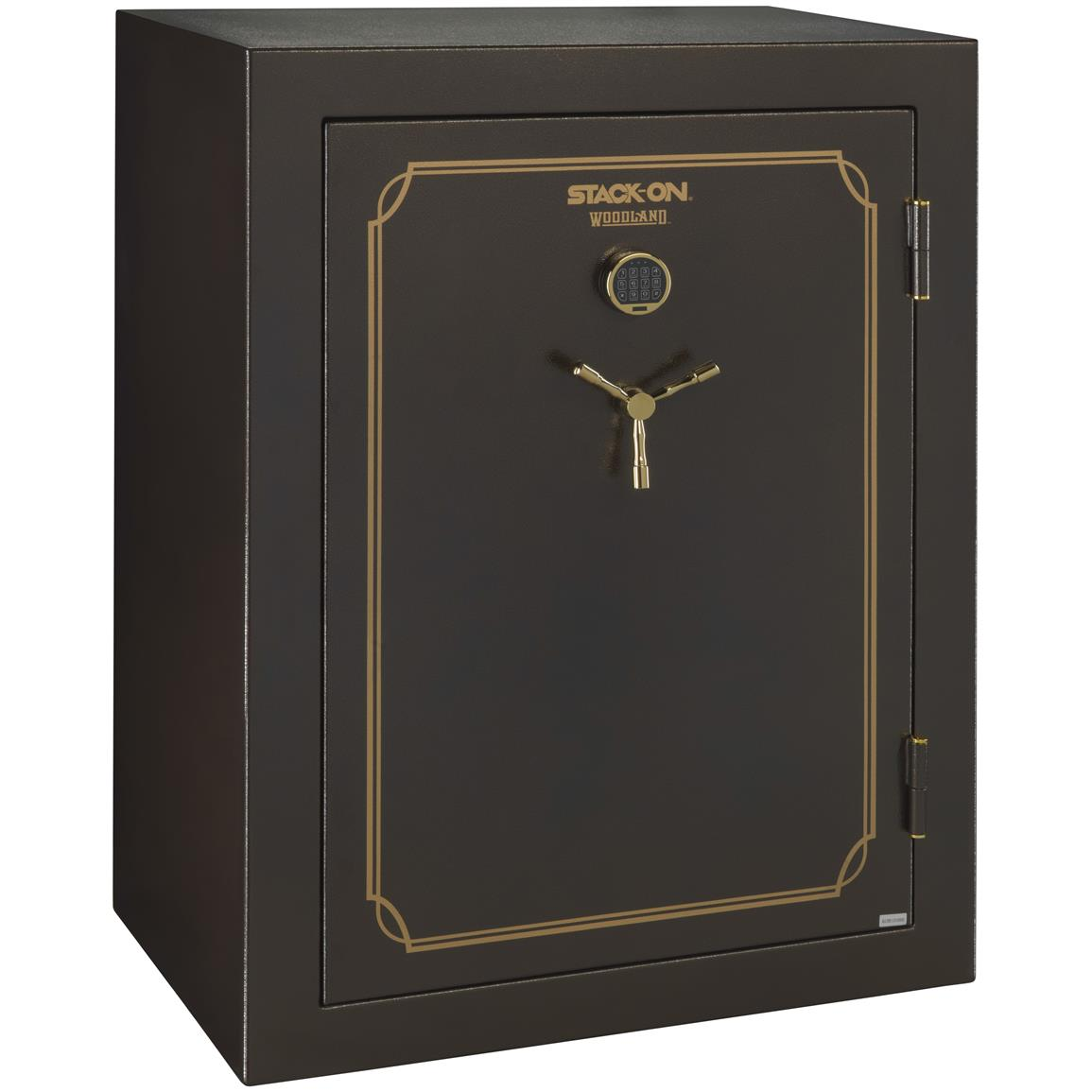 Stack-On Woodland Electronic Lock 51-69 Gun Safe