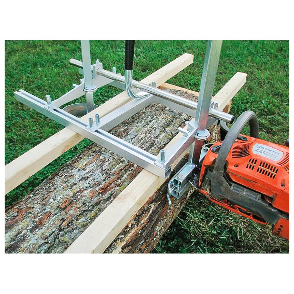 High quality tool will give you accurate and valuable lumber from your chainsaw.