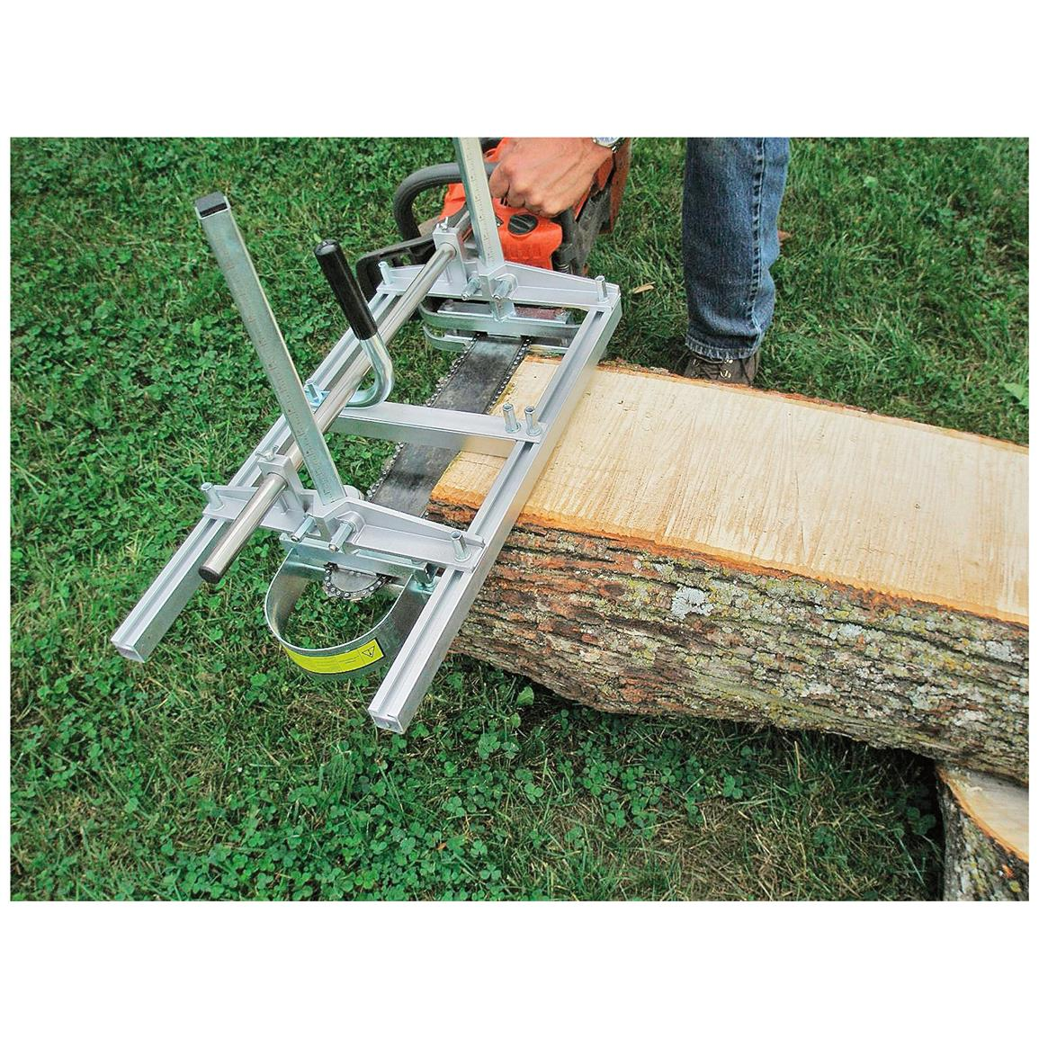 "Adjustable side bracket makes this tool fit on a variety of different bar lengths up to 18""-36""."