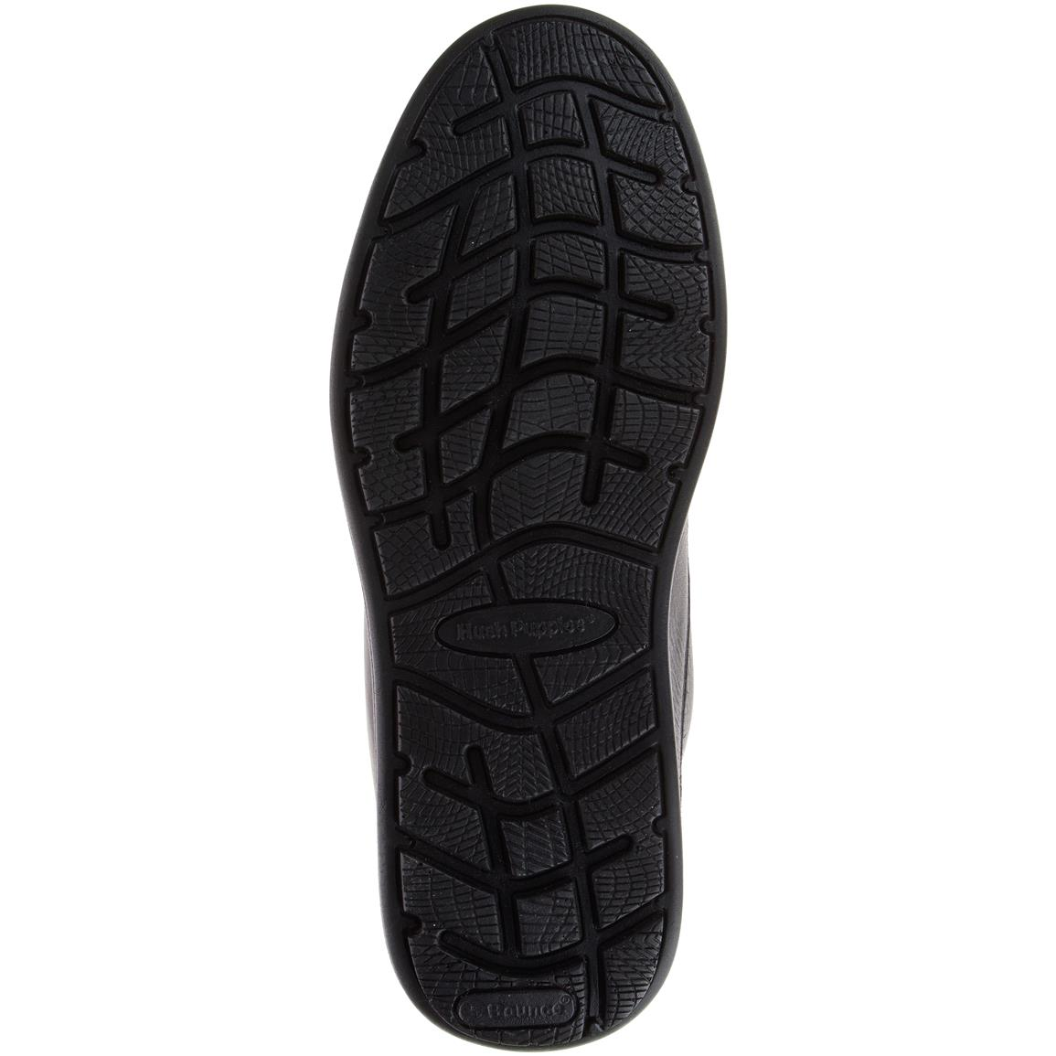 Bounce dual-density outsole releases energy with each step by absorbing and redistributing shock