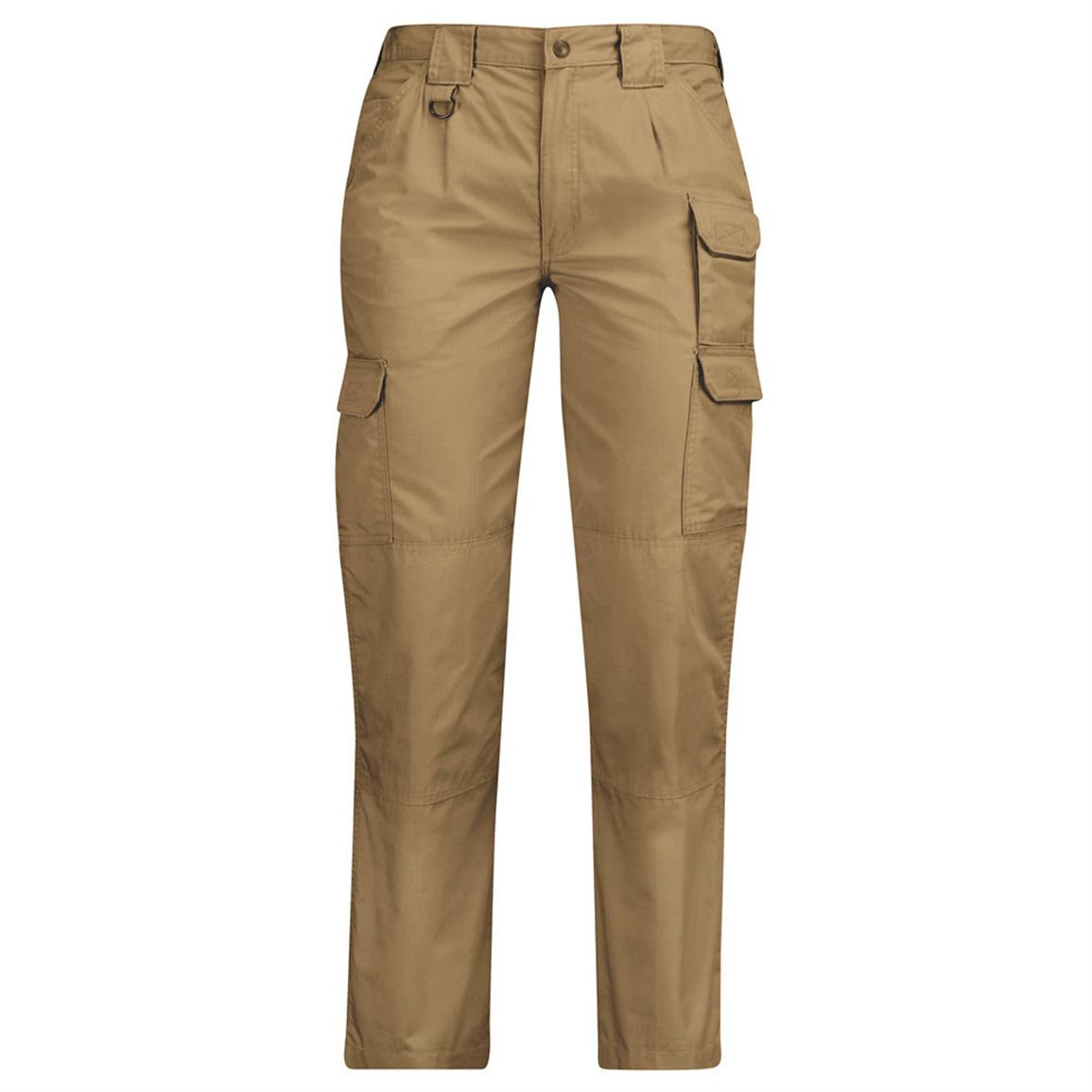 Propper Women's Lightweight Tactical Pants, Coyote Brown
