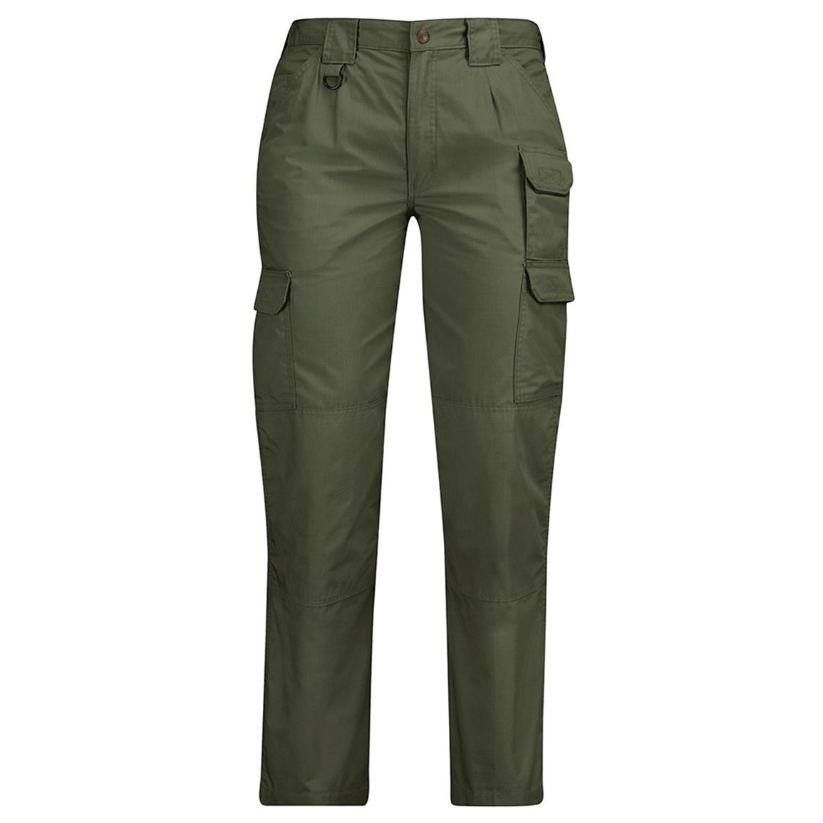 Propper Women's Lightweight Tactical Pants, Olive Green