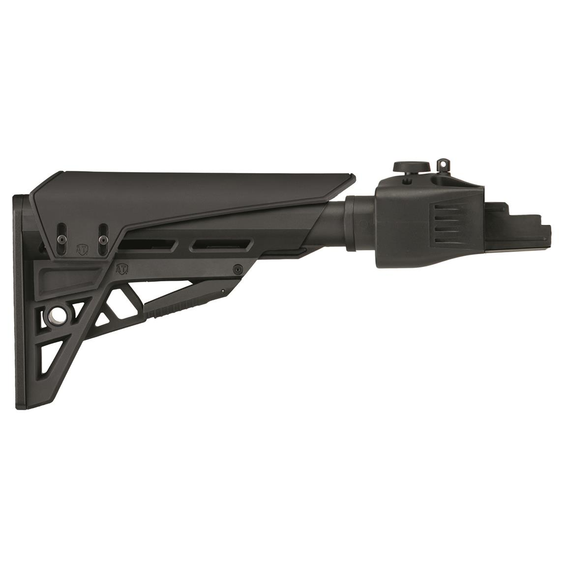 ATI TactLite StrikeForce R22 Folding Rifle Stock For Ruger 10/22 Rifles, Black