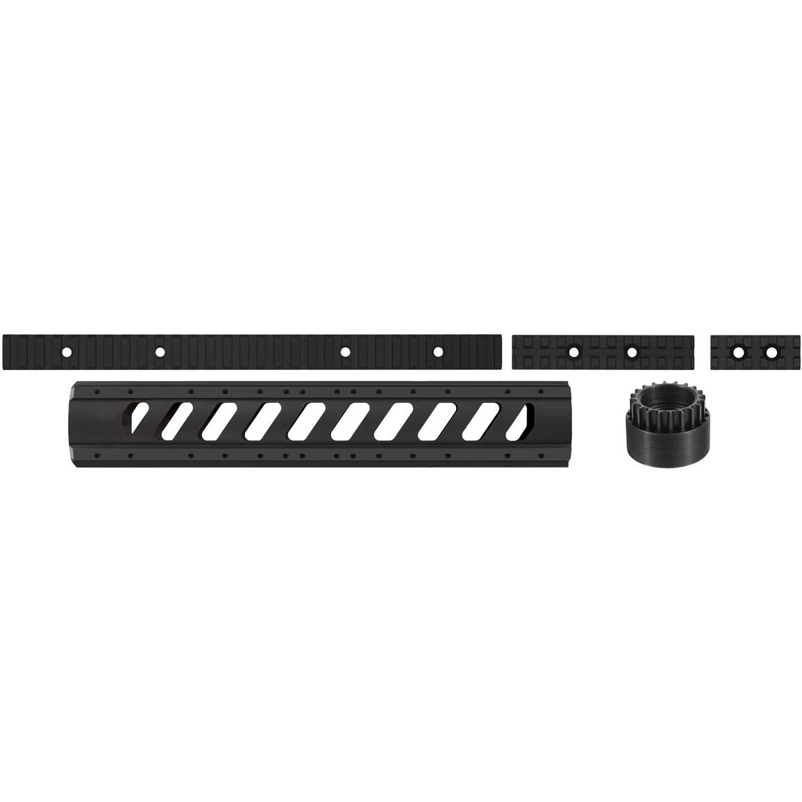 "ATI AR-15 Aluminum 6-Sided 12"" Rifle Length Free Float Forend Package"