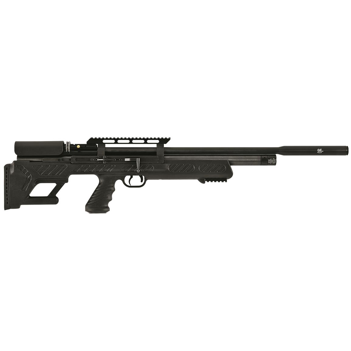 "Hatsan BullBoss Quiet Energy PCP Air Rifle, Side-lever, 23"" barrel"