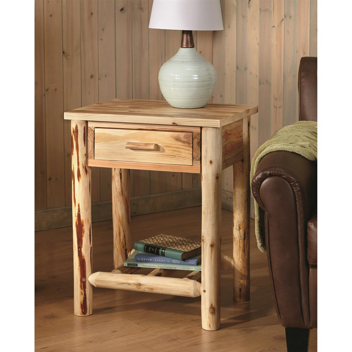 The perfect accent for rustic, Northwoods decor