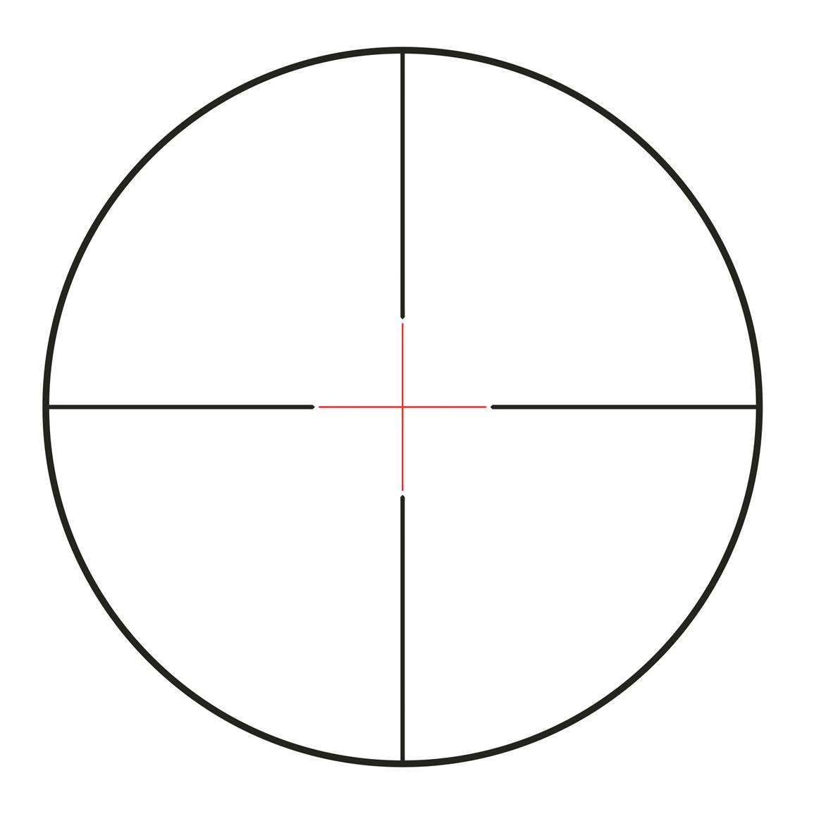 Illuminated Plex reticle
