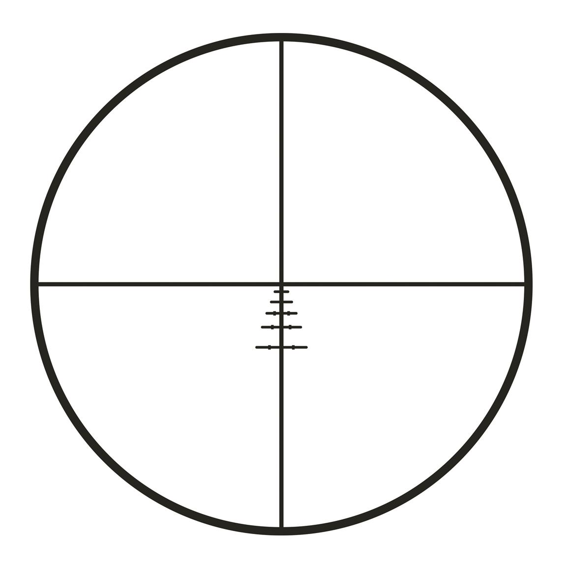 SH-BDC reticle