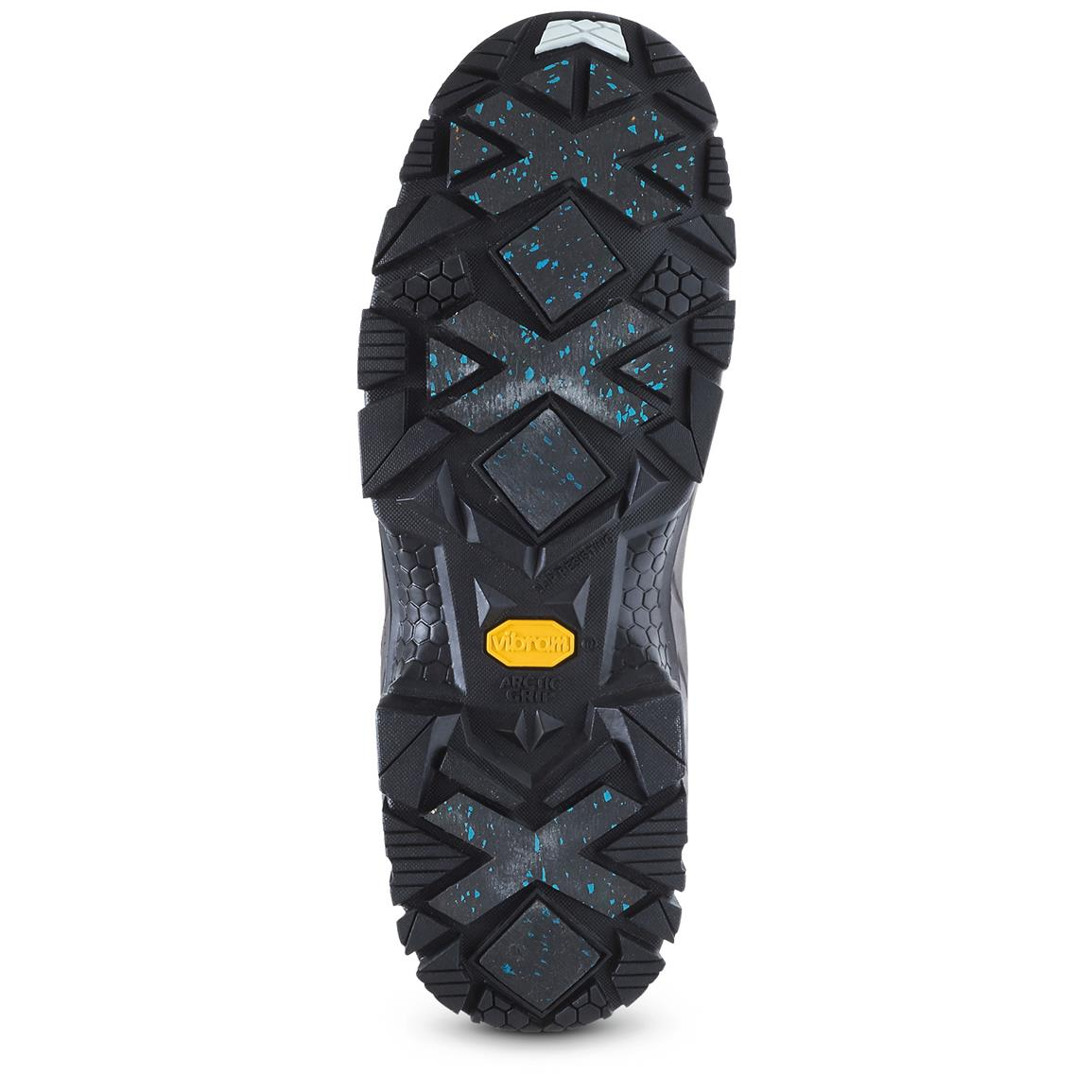 Vibram Arctic Grip outsole for traction on wet ice